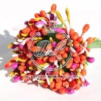 Додаток МИКС , оранжево-малиновый # 5