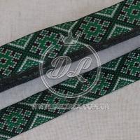 УКР.орнамент 2.8 см, зелёный