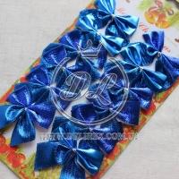 Набор бантиков, синий