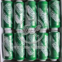 Нитки № 40 зелёные