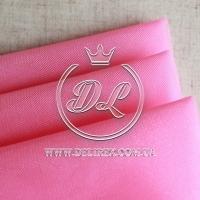 Фатин мягкий, ярко-розовый