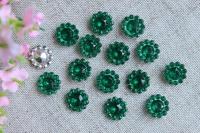 Конус Цветок - зеленый