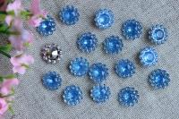 Конус Цветок -голубой