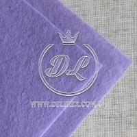 Фетр 1 мм, св.фиолетовый