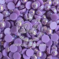 П-сы перламутровые 8 мм, темно-фиолетовые- 2000 шт.