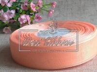Органза 2 см , св.-оранжевая