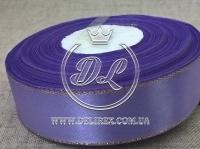 Люрекс 2.5 см , средне-фиолетовый