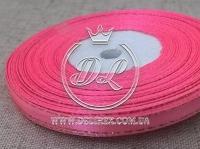 Люрекс 0.6 см, ярко-розовый