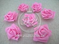 Бутоны роз  # 07 , яр.розовые (100 шт.)