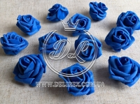 Бутоны роз  # 0105 , темно-синие  (100 шт.)