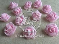Бутоны роз  # 0105 , св.розовые (100 шт.)