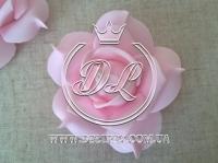 Бутоны роз  # 005 - 7 см , св.розовые