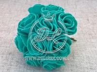 Роза  # 11007 -3 см, темно-мятная