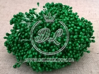 Тычинки 2 мм, зелёные