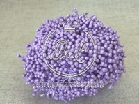 Тычинки 2 мм, св.фиолетовые