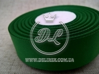 Репс 2.5 см, зелёный 019