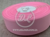Репс 2.5  см, розовый 04