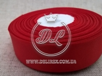 Репс 2.5 см, красный 026