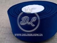 Репс 4 см, темно-синий 40