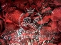 Лепестки роз красные -500 гр.