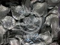 Лепестки роз серебро -500 гр.