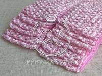 Повязки 7 см , розовые тоНкие