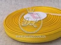 Репс с люрексом 0.9 см (золото), желтый