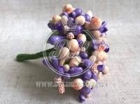 Додаток фиолетово-персиковый # S 24
