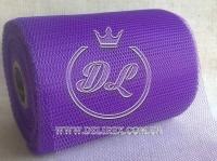 Вуаль сетка  темно-фиолетовая NEW