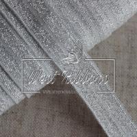 Бейка 1.5 см , серебро (50 ярдов.)